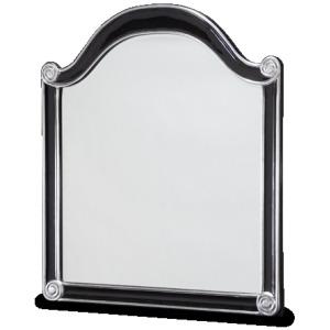Black Sideboard Mirror
