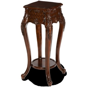 Accent Table, 4 Legs Flower Stand