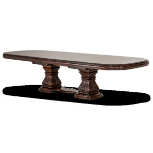 130  Rectangular Dining Table (3 pc)