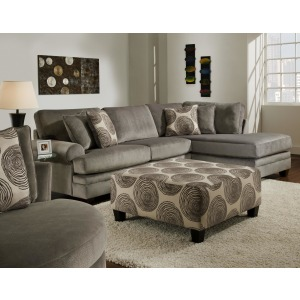 Groovy Smoke 2 PC Sectional