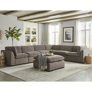 Bella Otter 5 PC Sectional
