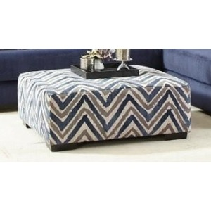 Prowler Midnight Cocktail Ottoman