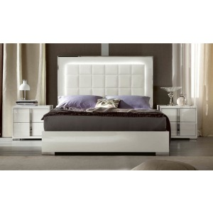 Imperia Queen Bed w/o Storage Platform