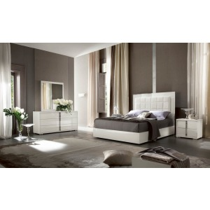 Imperia Queen Bed w/ Storage Platform