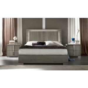 Tivoli Queen Bed w/ Storage Platform