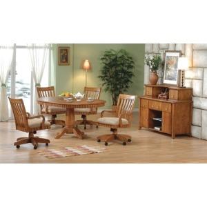 Oak Veneer Tables