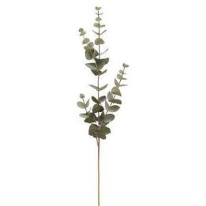 """32"""" Eucalyptus Spray  Green Gray"""
