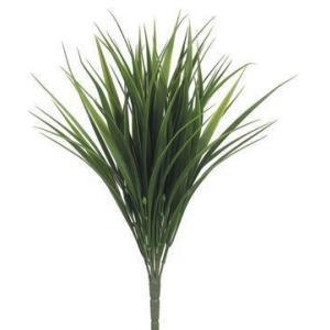 "18"" Grass Bush Green"