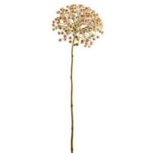 """29"""" Everlasting Flower Spray  Lavender Green"""