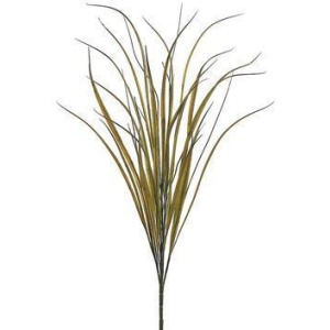 "40"" Grass Bush Green Brown"