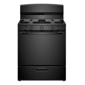30-inch Gas Range with EasyAccess™ Broiler Door