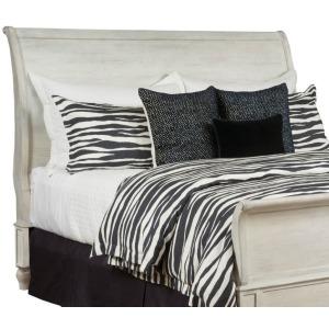 Hanover Sleigh Bed Headboard 6/6