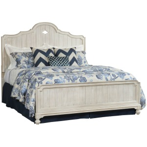 Laurel Panel King Bed