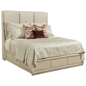 Siena Queen Upholstered Bed
