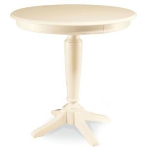 Camden Light Round Bar Height Ped Table