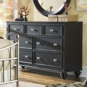 Camden Dark Dresser