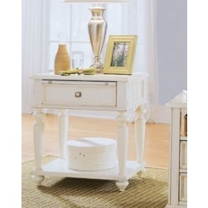 Camden Light Leg Nightstand