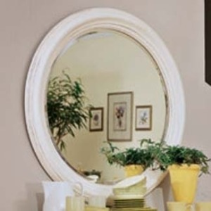 Camden Light  Round Mirror