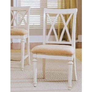 Camden Light Splat Side Chair