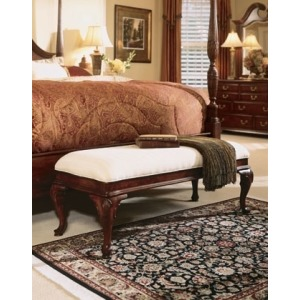 Cherry Grove 45th Bed Bench (KD)