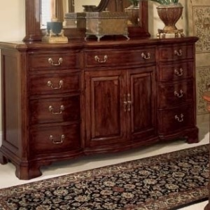 Cherry Grove 45th Door Triple Dresser