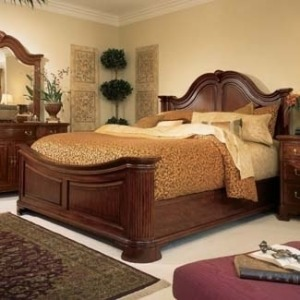 Cherry Grove 45th Mansion Bed King