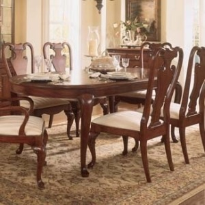 Cherry Grove 45th Oval Leg Table