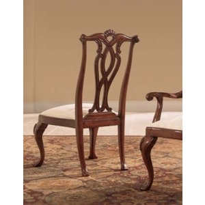 Cherry Grove 45th Pierced Back Side Chair