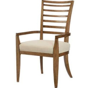 Ladder Back Arm Chair - KD