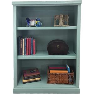 """Rustic 48"""" Bookcase"""