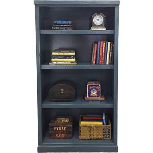 """Rustic 60"""" Bookcase"""
