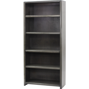 "Poplar 72"" Contemporary Bookcase"
