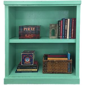 """Rustic 36"""" Bookcase"""
