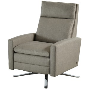Simon Soft Recliner Chair - Extra Tall