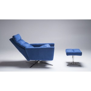 The Cirrus Standard Chair & Ottomand