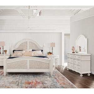 Rodanthe 4PC Queen Bedroom Set