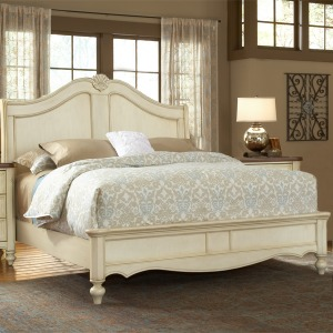 Chateau Sleigh Bed -Queen