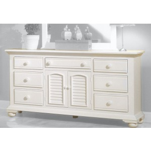 Cottage Traditions Triple Dresser