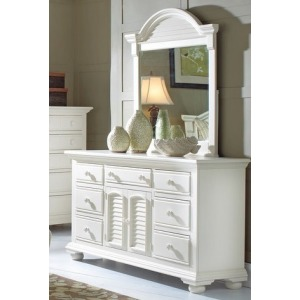Cottage Traditions Dresser with Mirror