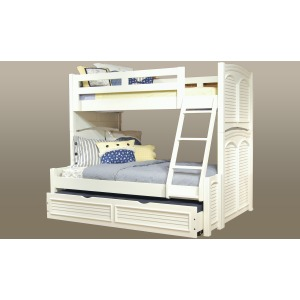 Cottage Traditions Twin/Full Bunk Bed