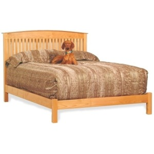 Crown Low Foot Bed, Full Complete