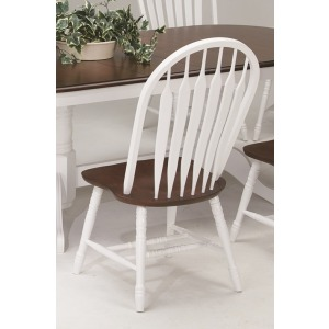 Contour Back Side Chair