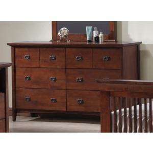 Mission 6 Drawer Chest