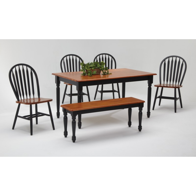 Solid Hardwood Table by Amesbury Chair - BCJ3660FARM ...