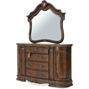 Bella Veneto Dresser & Mirror