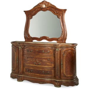 Cortina Dresser & Mirror