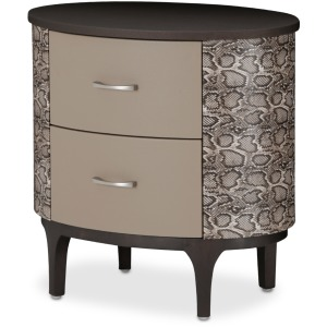 21 Cosmopolitan Taupe Bachelor's Chest