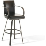 Lance Swivel stool