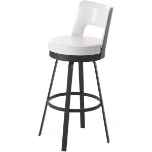 Brock Swivel Stool - Bar Height