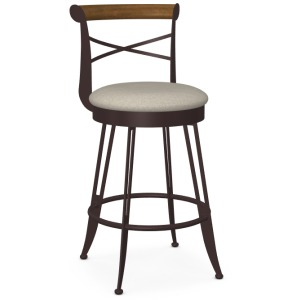 Historian Swivel Stool - Counter Height